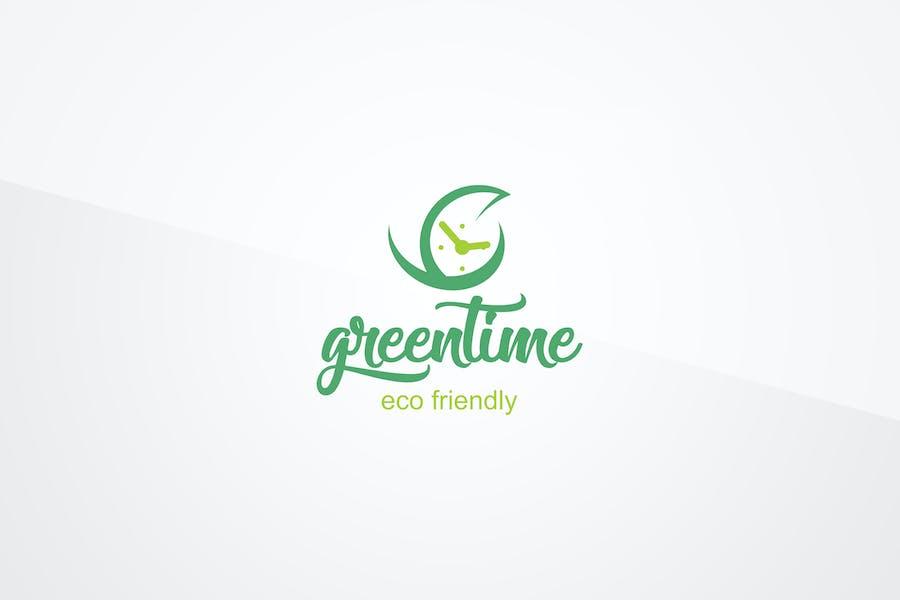 Ecology Logo Template