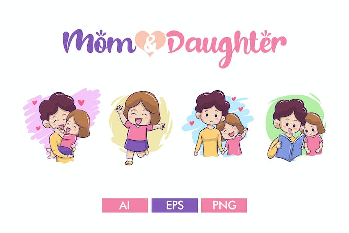 Thumbnail for Mom & Daughter