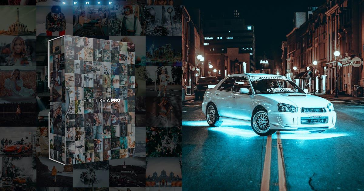 Download Edit Like A PRO 19th - Photoshop & Lightroom by SupremeTones