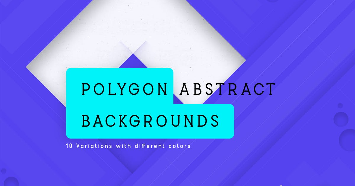 Download Polygon Abstract Backgrounds by DigitalHeaps