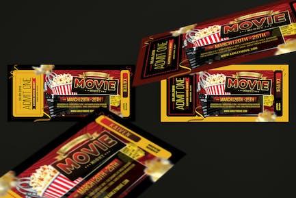 Movie Night Ticket