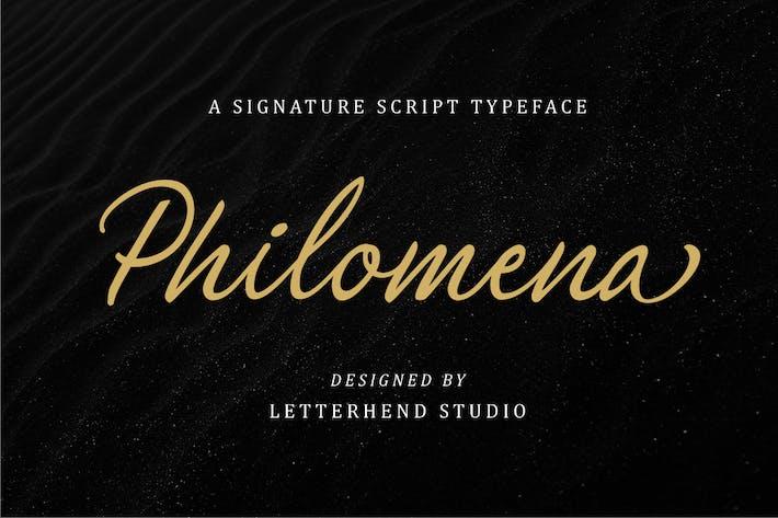 Thumbnail for Phénomène Signature Script