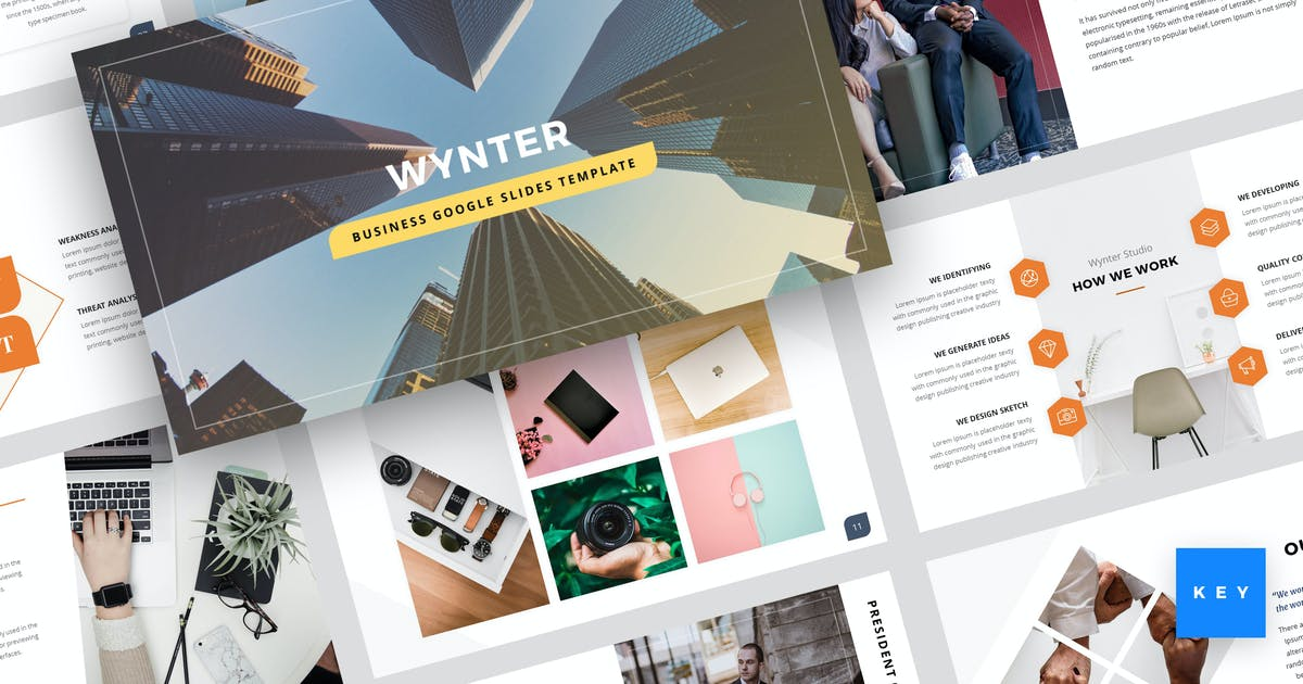 Download Wynter - Business Keynote Presentation Template by StringLabs
