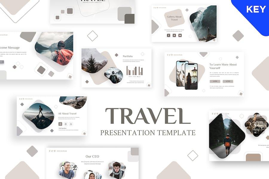 Travel - Holiday Keynote Template