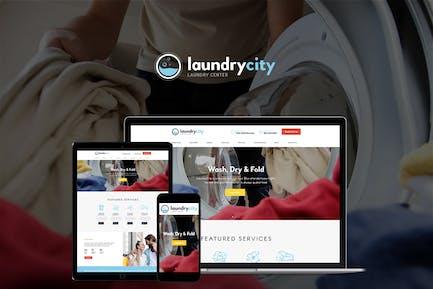 Lavandería City | Servicios de tintorería y lavado