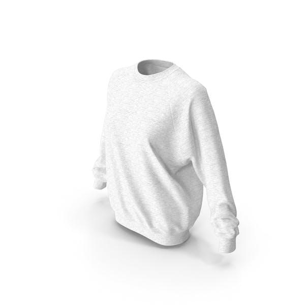 Thumbnail for Women's Sweater White