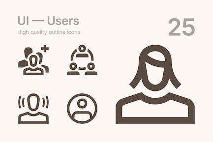 UI — Users