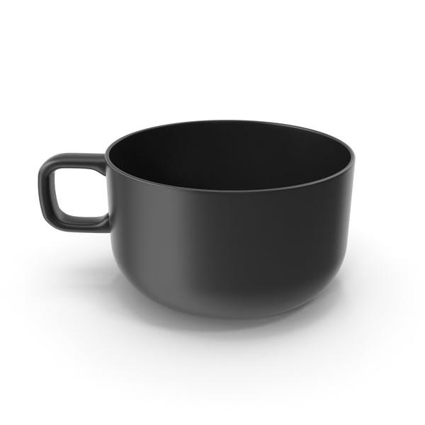Large Mug Black
