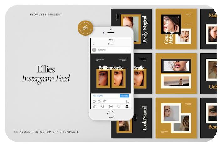 Ellies Instagram Feed