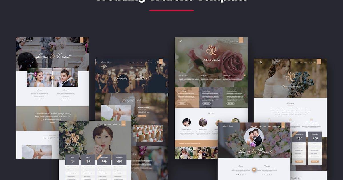 Download Lovus - Wedding, Planner, Invitation Web Template by designesia