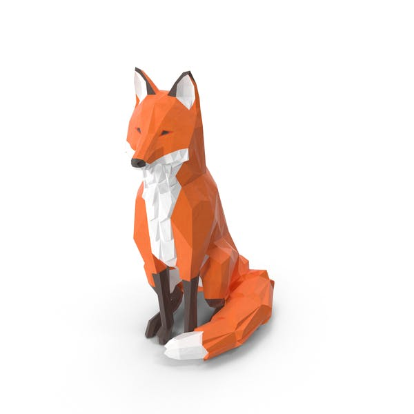 Cover Image for Low Poly Fox