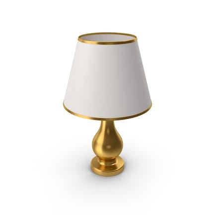 Bedroom Lamp Gold