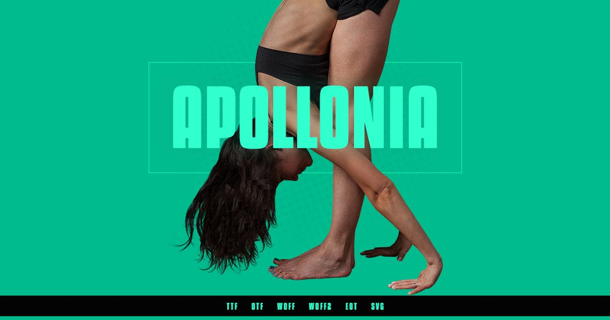 Download Apollonia - Modern Typeface + WebFonts by webhance