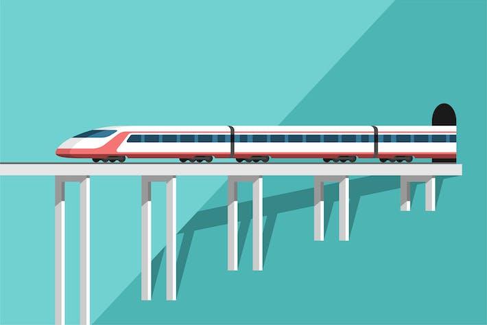 Thumbnail for Viaje en Tren