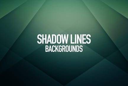Fondos de líneas de sombra