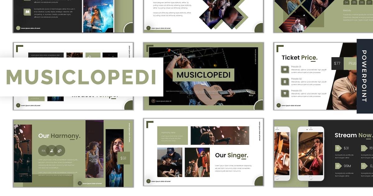 Download Musiclopedi - Powerpoint Template by vincentllora