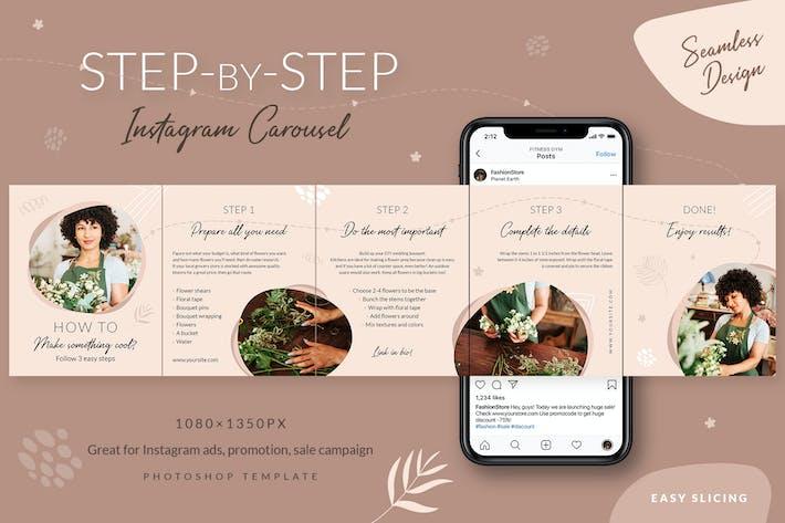 Thumbnail for Schritt-für-Schritt-Instagram-Karussell