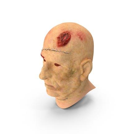 Horror-Gesichtsmaske