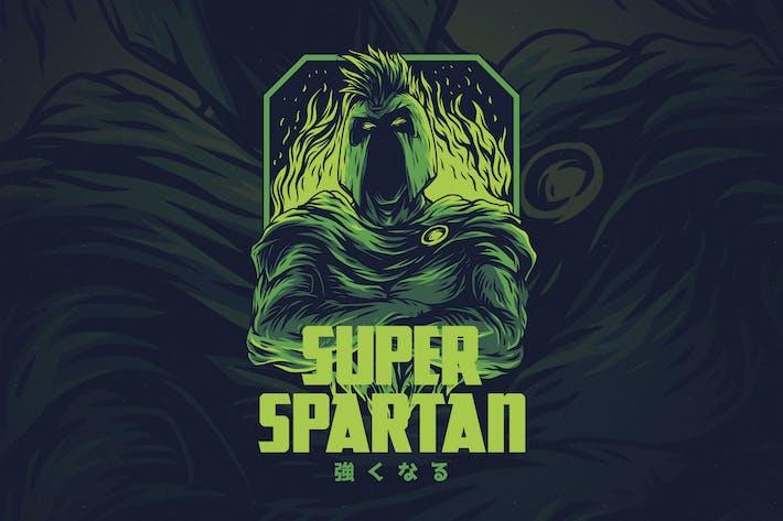 Thumbnail for Super Spartan Ver 2