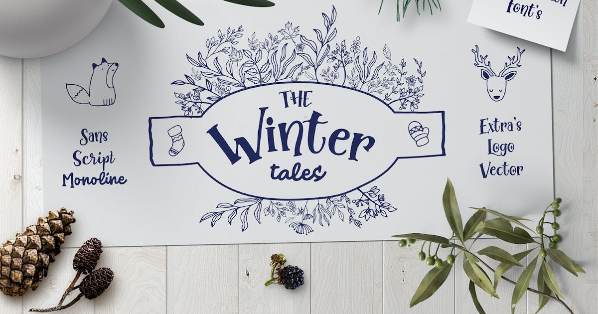 Download Winter Tales Extra by Typica_Studio