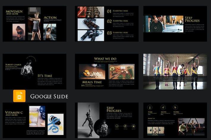 Thumbnail for Juragan Google Slide - JJ