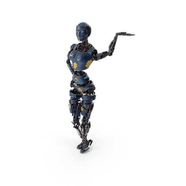 Thumbnail for Robot LEDI