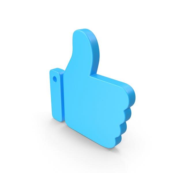 Веб-значок «Большие пальцы вверх»