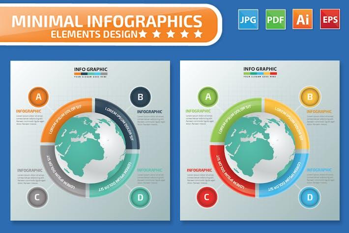 Thumbnail for Global Infographics Design