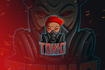 Toxic - Mascot & Esport Logo