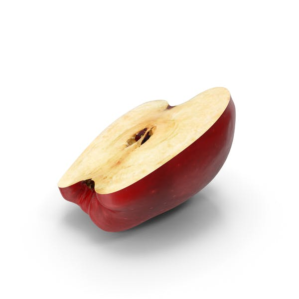 Red Chief Apple Cut