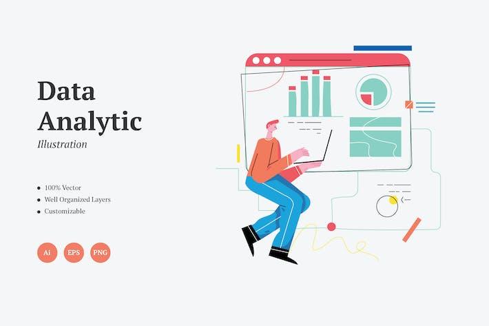 Thumbnail for Data Analytic Graphics Illustration