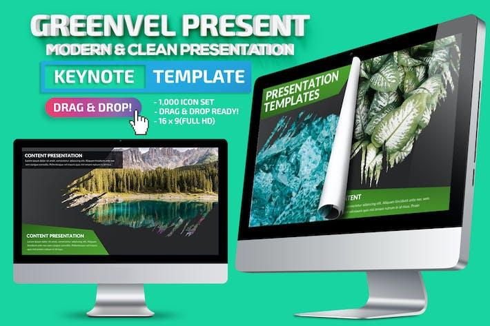 Thumbnail for Презентация по основным докладным записим Greenvel