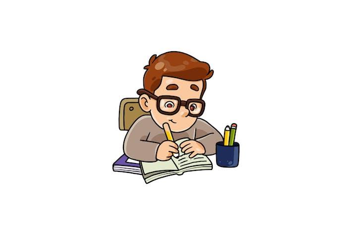 Studying - Character RG