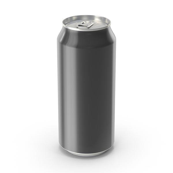 Generic Black Lata 473 ml