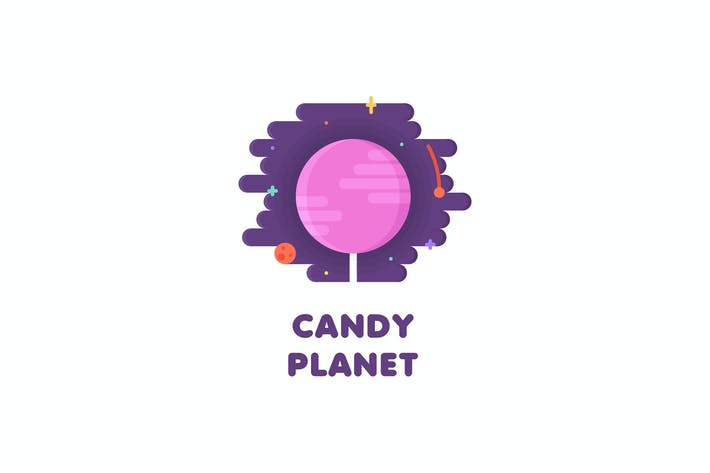 Cover Image For Candy Planet