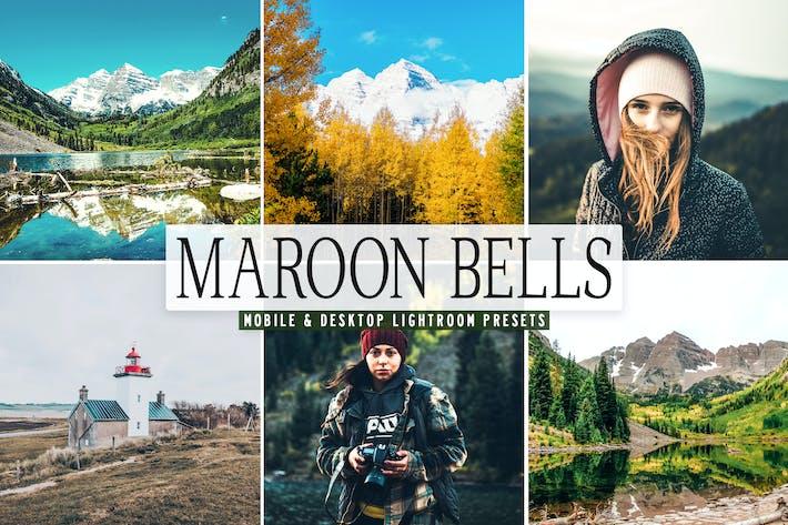 Thumbnail for Maroon Bells Mobile & Desktop Lightroom Presets