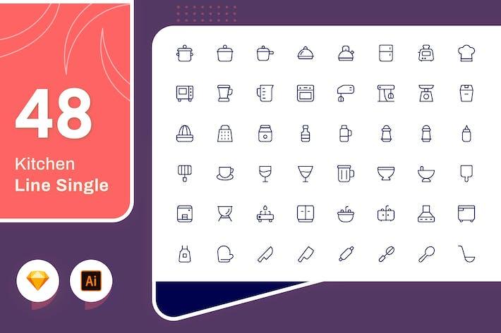 Thumbnail for Line Senja - Kitchen