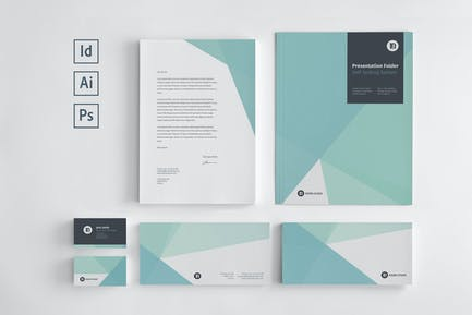 Stationery Corporate Identity 005