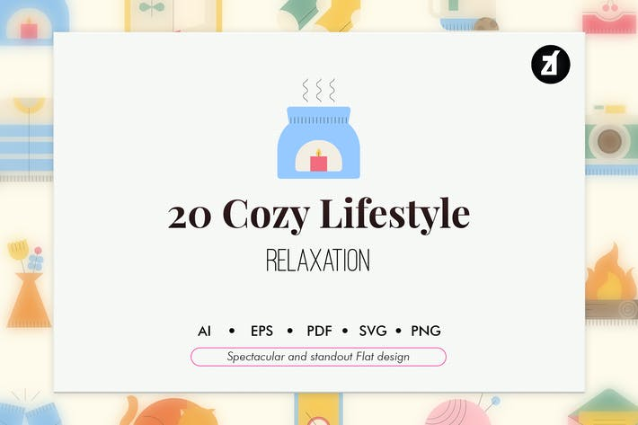 Thumbnail for 20 Cozy lifestyle elements