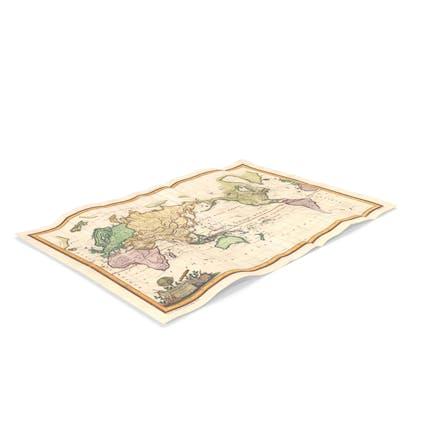 Retro Karte