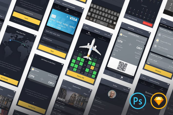 Thumbnail for Sense UI Kit