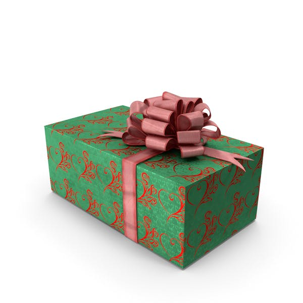 Giftbox Red Bow