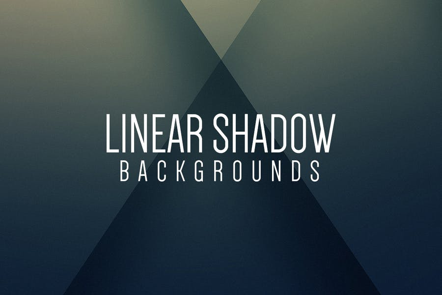 Linear Shadow Backgrounds