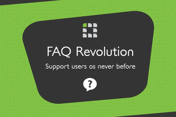 Thumbnail for FAQ Revolution - WordPress Plugin