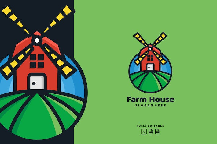Thumbnail for Farm House Wind Mill
