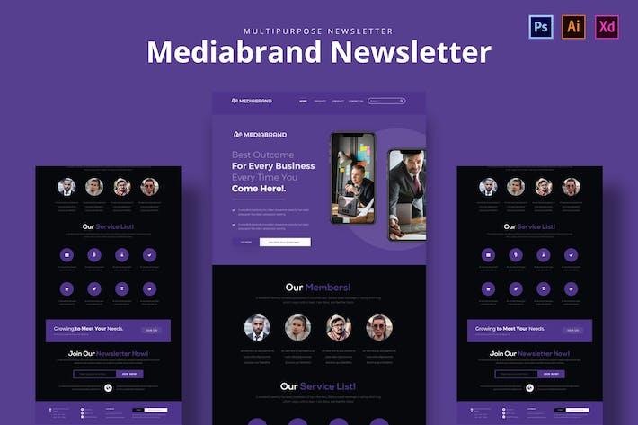 Thumbnail for Mediabrand Newsletter