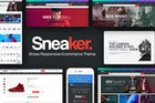 Sneaker - Shoes Responsive PrestaShop Theme