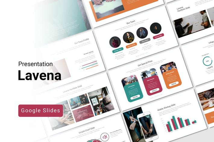 Cover Image For Lavena Google Slides