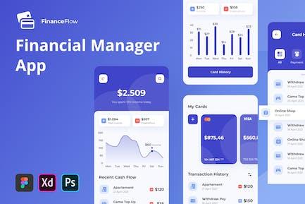 Finance Flow - Finance App