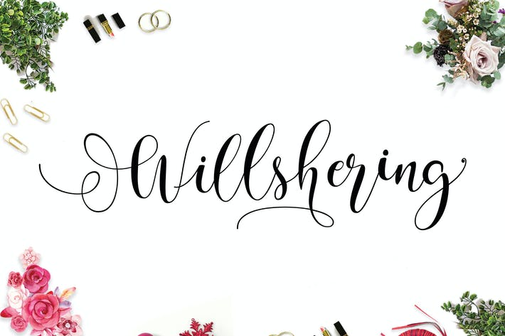 Thumbnail for Willshering Script